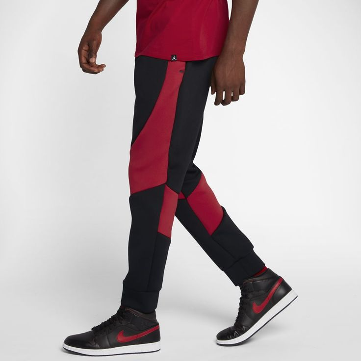 Jordan Sportswear Flight Tech Men's Fleece Pants, by Nike Size