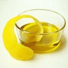 Comment faire de l'huile essentielle de citron - 7 étapes