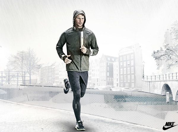 Defy The Elements - Nike by Lee Powers, via Behance