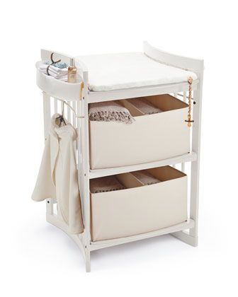 Care Changing Station, White by Stokke at Neiman Marcus.