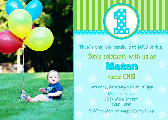 27 best Robertu0027s 1st Birthday Party images on Pinterest Birthday - invitation wording for candle party