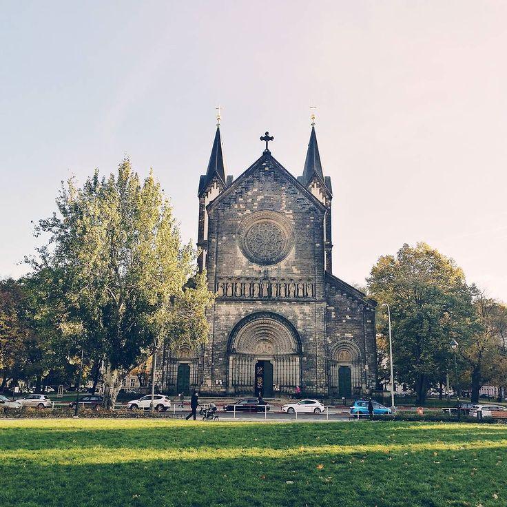 #onmyway #travel #trip #Praha #Prague #Karlin #architecture #church #fotimemobilem #vscocam #vscocze #vsco_czechrepublic #zivotvcloudu #petrbelik #HuaweiP9 #tcrowd