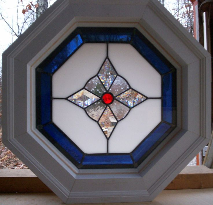 26 best SG Octagon images on Pinterest | Stained glass ...
