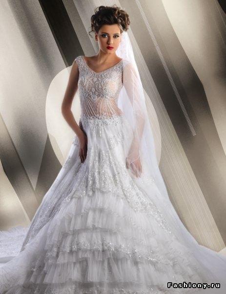 Платья от Rami Salamoun и Rabih Edris / роскошные платья ...