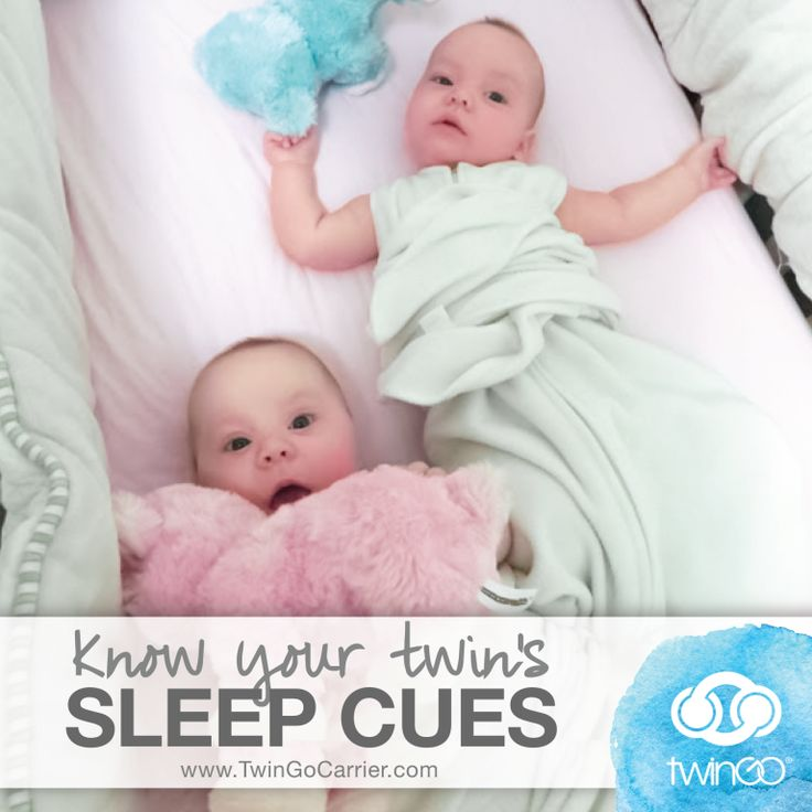 how to get your twins on a sleep schedule