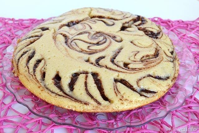 Torta in padella, scopri la ricetta: http://www.misya.info/2015/07/20/torta-in-padella.htm