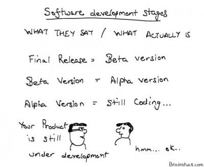 how to start a career in software development
