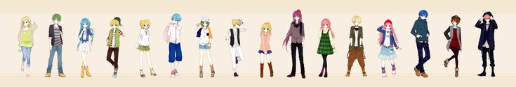 Tags: Fanart, Hatsune Miku, Vocaloid, Kagamine Rin, Kagamine Len, KAITO, Megurine Luka, MEIKO (Vocaloid), Kamui Gakupo, GUMI, Pixiv, Miki, Hatsune Mikuo, Megurine Luki, GUMO, Kagamine Rinto, Lily (Vocaloid), Lily ♂, Kagamine Lenka, An (Pixiv1170947)