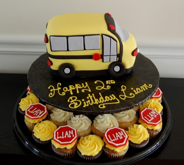 16 Best Yellow School Bus Party Ideas Images On Pinterest