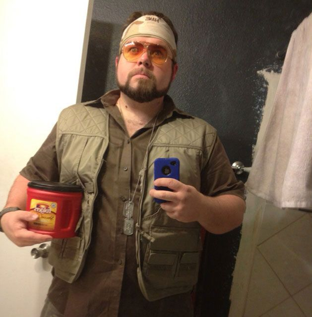 walter sobchak from the big lobowski hey dude 50 halloween costume ideas for guys - Good Guys Halloween Costumes