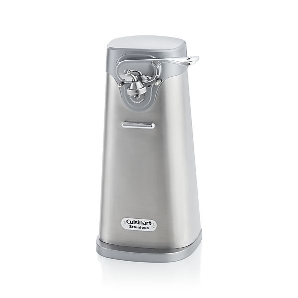 Cuisinart® Electric Can Opener- for the one can a month that I open...