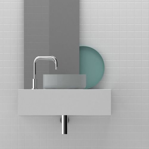 Wonenonline: Klassieke wastafel verrijkt met essentieel nieuwe functie