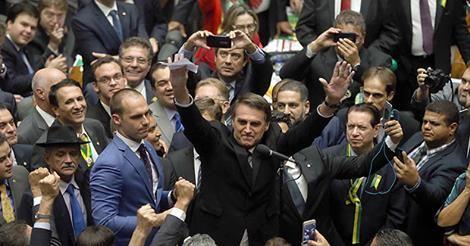 RS Notícias: Voto de Bolsonaro ganha destaque mundial
