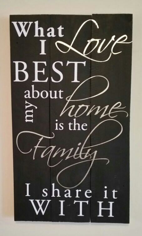 Order your customised pallet sign at www.livelaughlove.co.za. Wood pallet signs and wall art. Signs for your home.
