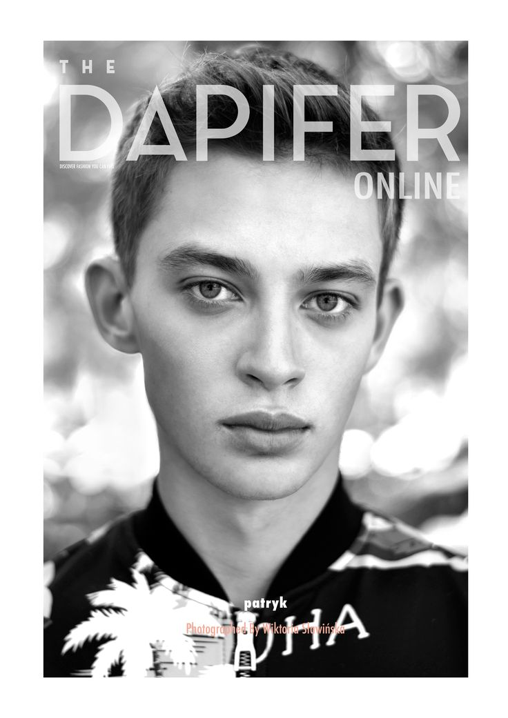 Editorial for THE DAPIFER   http://www.thedapifer.com/fashion-editorial-patryk-banas-by-photographer-wiktoria-slawinska/  Photographer: Wiktoria Slawinska  Model: Patryk Banas @ AS Management  Styling: Dreamhado by Mateusz Banka  Make-up: Kasia Gross