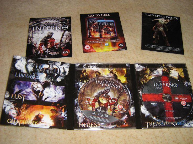 PS3 - Dante's Inferno Death Edition