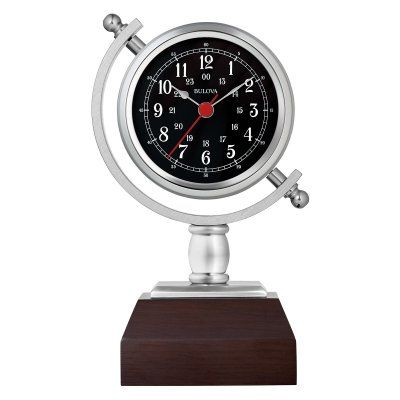 Bulova Sag Harbor Mantel Clock - B5402, Durable
