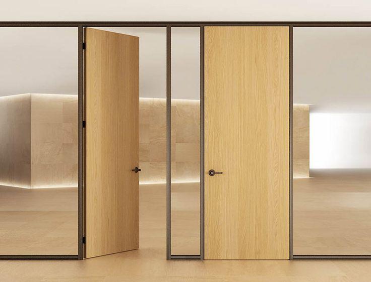 Evolvinwall ew1 vetro in leader arredo ufficio in vetro for Accessori design ufficio