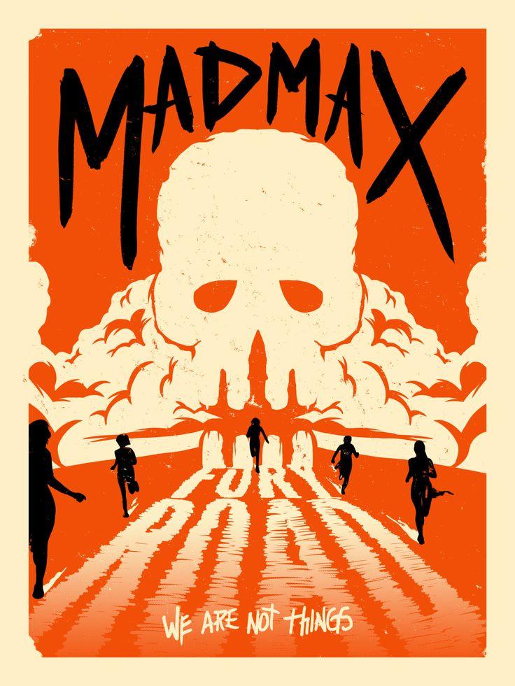 Mad Max Fury Road  Art by Kristian Bolanos