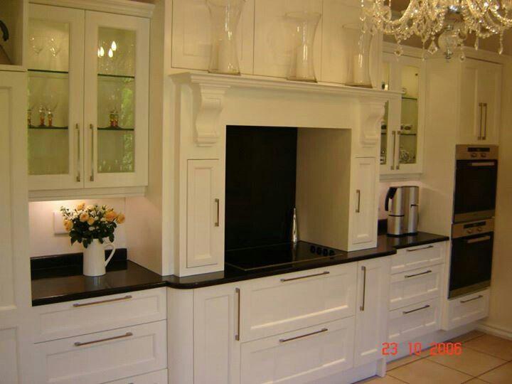 Beautiful Edwardian Style Kitchen by Robert Mills Designs