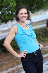 Heather helps others go through their weight loss journey for the last time.