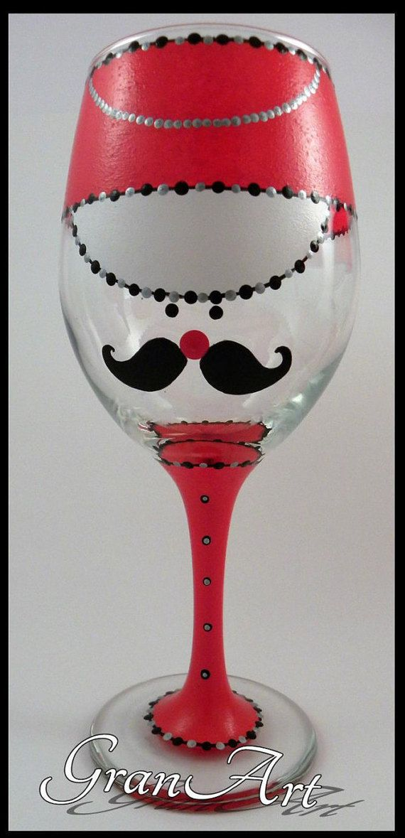 1000 ideas about christmas wine glasses on pinterest for Christmas in a glass cocktail