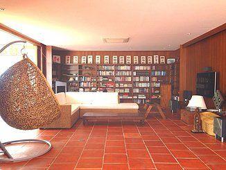 Interior home style use L-shaped sofa rattan furniture