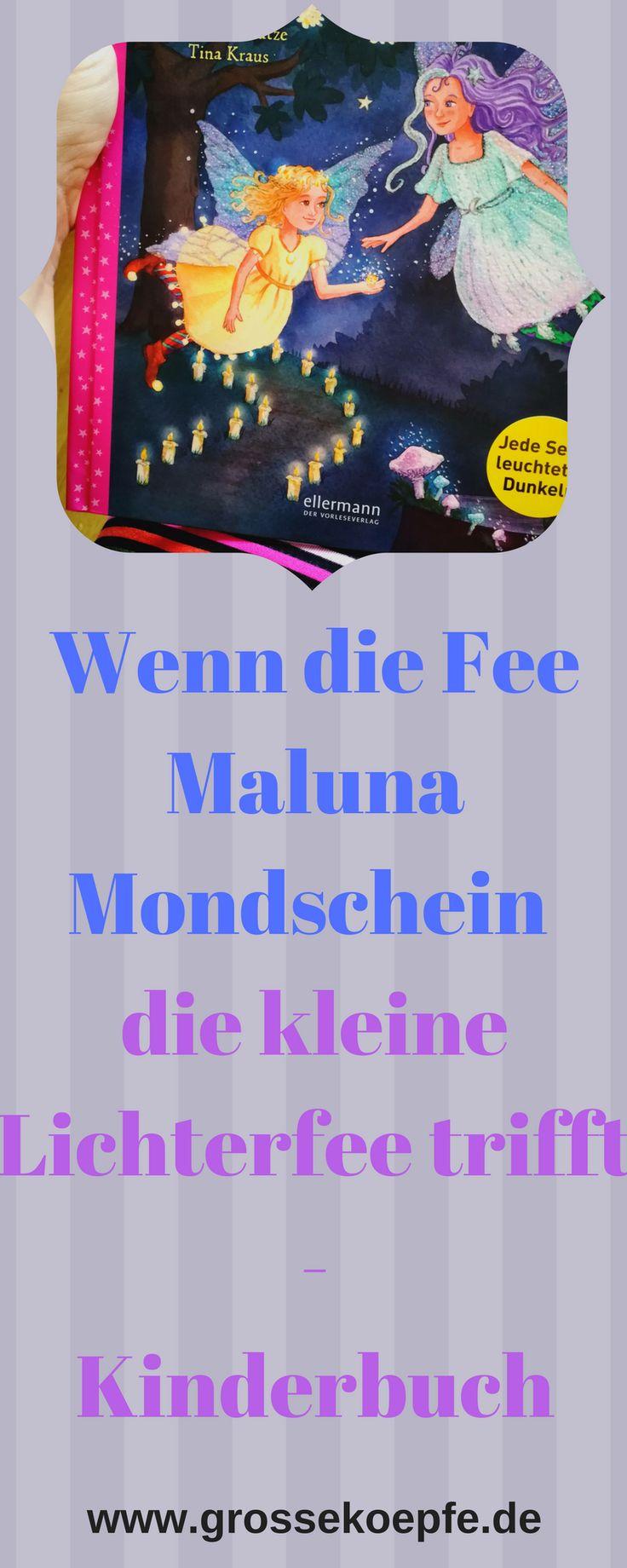 Maluna Mondschein Buch, Fee Bücher, Bücher mit Feen, Lichterfee Buch, Kinderbuch, Buch mit Fee, Kinderbuch