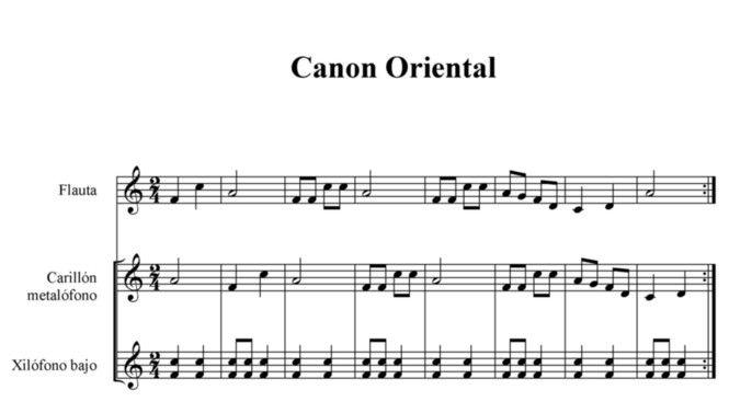 partituras orff - Buscar con Google