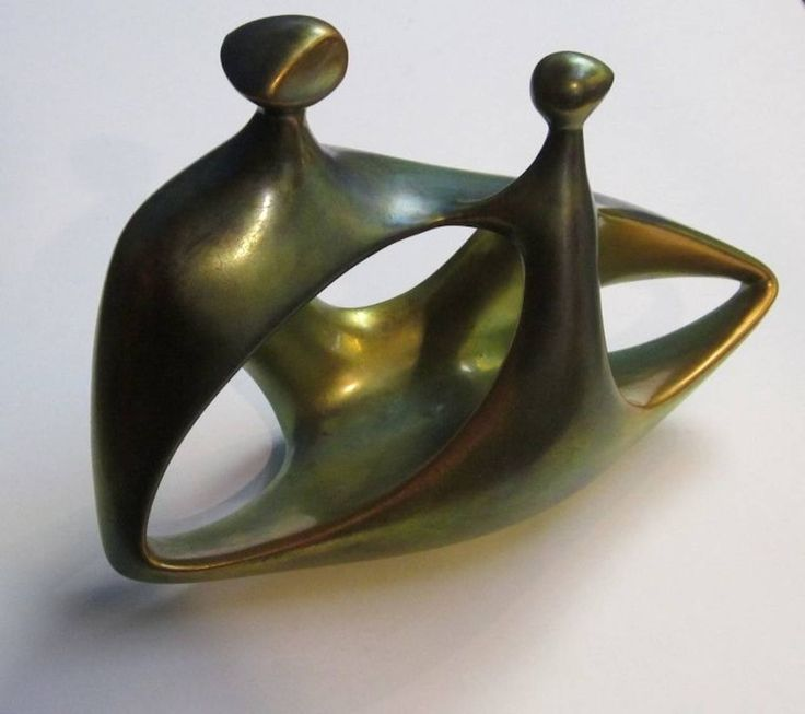 1960's Hungarian Sculptor Torok Janos | From a unique collection of antique and modern sculptures at https://www.1stdibs.com/furniture/more-furniture-collectibles/sculptures/