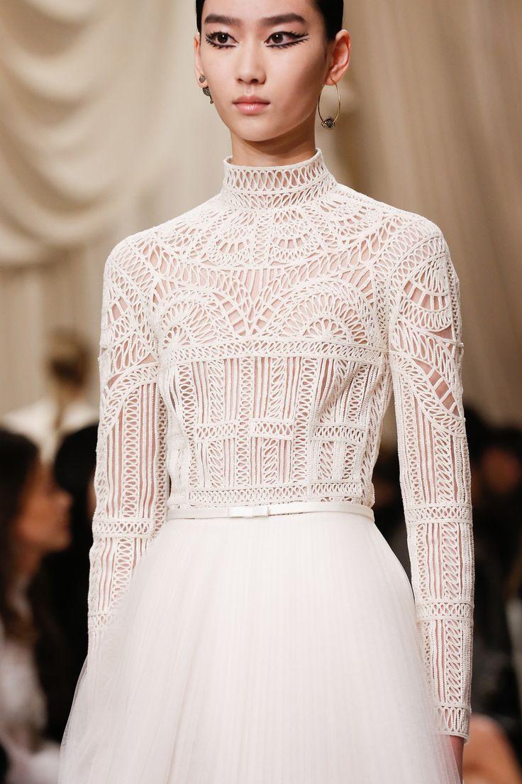 Christian Dior Spring 2018 Couture Fashion Show Details