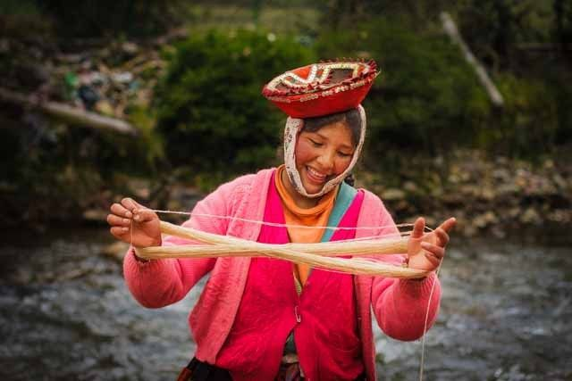 Quechua Culture: Preserving The Peruvian Weaving Tradition ...