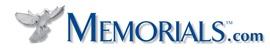 Cremation Urns, Headstones, Memorials, Caskets, Cremation Jewelry create a Funeral Memorial by Memorials.com