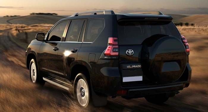 2020 Toyota Land Cruiser Release Date Toyota Land Cruiser Prado Toyota Land Cruiser Land Cruiser