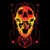 Red Skull Graphic design