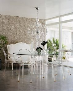 Philippe Starck shares his creative ideas for the Living Room. Creative Designs by Philippe Starck.   #PhilippeStarck #LivingRoomDesigns #CreativeDesigns #LivingRoomIdeas