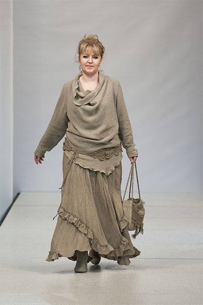 37af8b74938f Бохо-стиль для полных (64 фото)  вязанные вещи в стиле бохо для женщин  после 50, правила использования элементов бохо в одежде