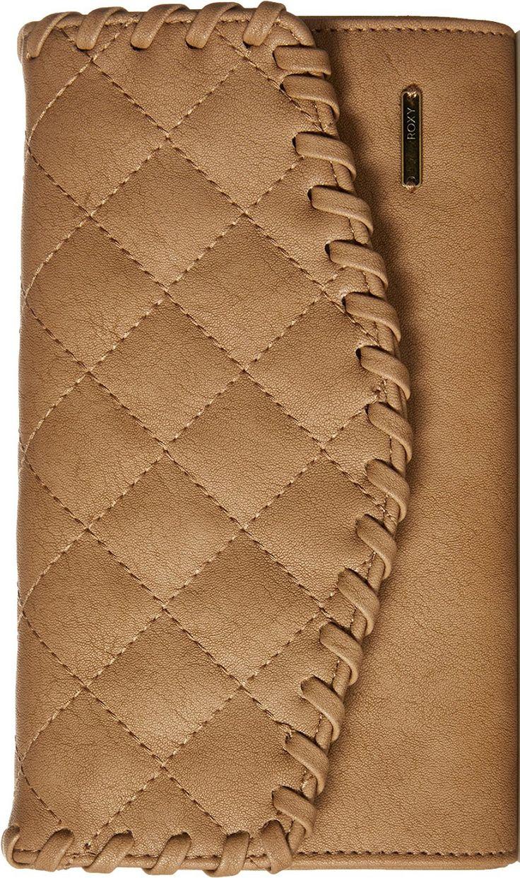 •Website: http://www.cuteandstylishbags.com/portfolio/roxy-bone-brown-birdcage-wallet/ •Bag: Roxy Bone Brown Birdcage Wallet