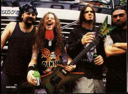 """Released on July 24, 1990, and produced by Terry Date and Pantera, Cowboys from Hell was another leap into heavier territory. Pantera showed a more extreme style on this outing, leaving behind its glam metal influences in favor of an amalgamation of thrash metal and groove metal dubbed """"power groove"""" by the band."""