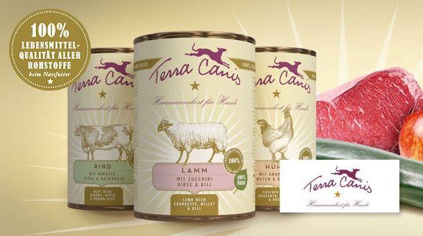 Neu Terra Canis bei www.hundemarkt.ch
