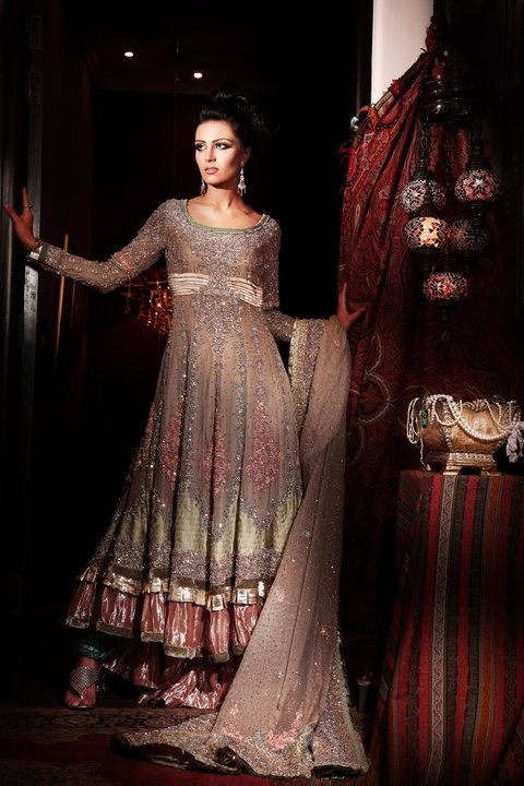 Anarkali Frocks 2012 | Fashion in New Look
