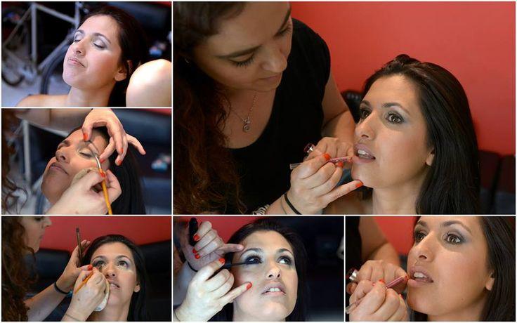 Preparativos ♥   Make up - Patrícia Rodrigues Fotografo - Joaquim Pedro Correia