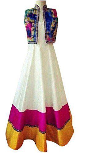 Khazanakart New Attractive White Colour Silk Top and Bott... http://www.amazon.in/dp/B01LXB97DY/ref=cm_sw_r_pi_dp_x_dRp6xb0N3E3XR