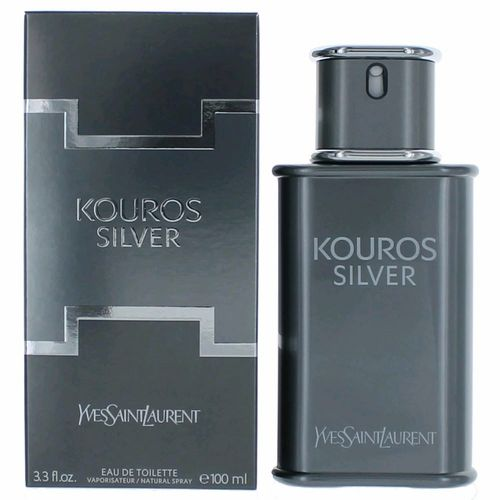Kouros Silver Cologne by Yves Saint Laurent for Men
