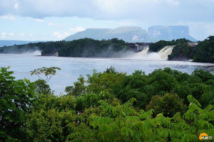 #Venezuela #LagunadeCanaima