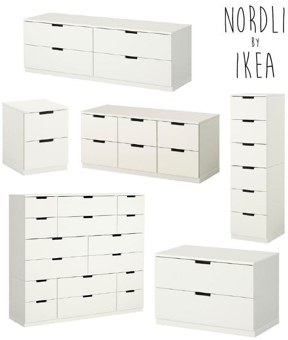 17 Best Images About Ikea Nordli Hacks On Pinterest