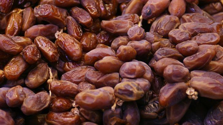 Datle – zdravá dieta beduínů