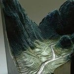 Carved Landscapes, by  Guy Laramee
