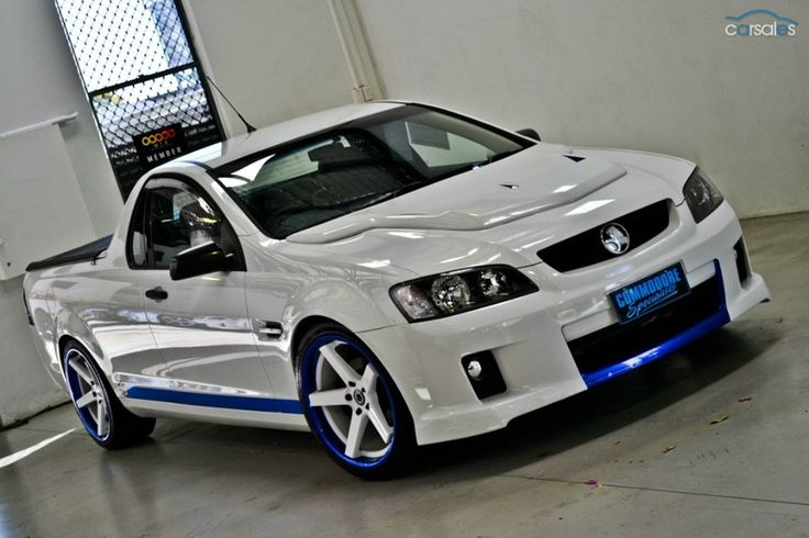 2009 Holden Ute VE Omega MY10