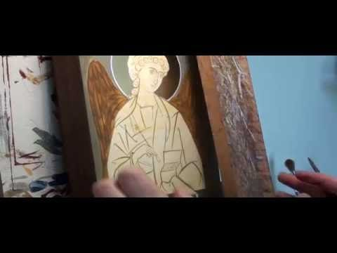 Iconography Tutorial: Angel Wings - YouTube